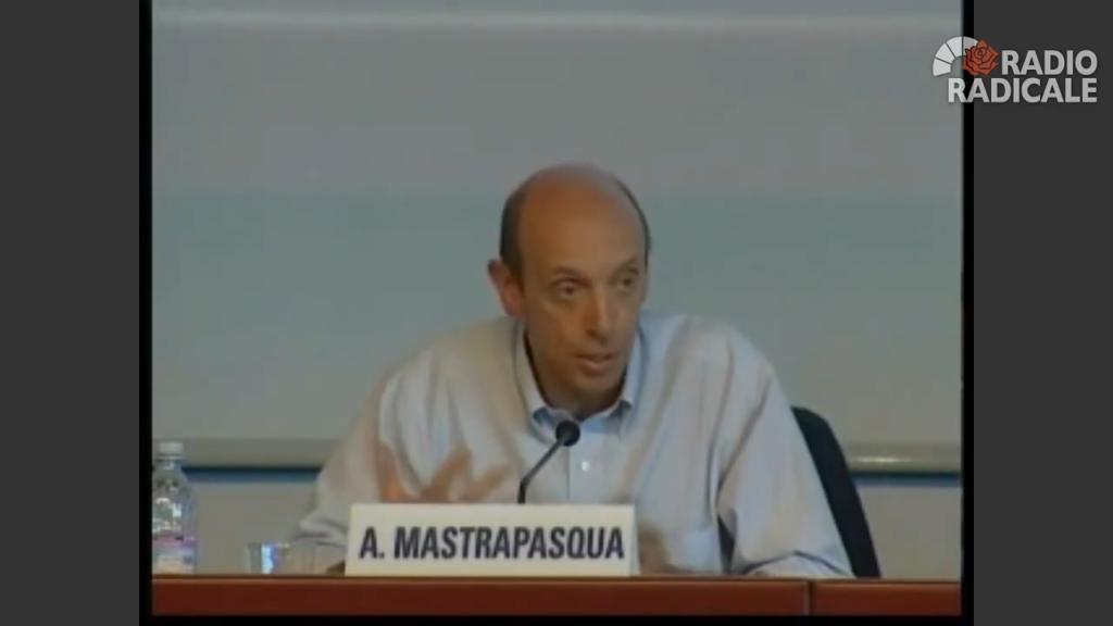 Antonio Mastrapasqua | Sempre nuovo, sempre meglio, sempre diverso. Innovazione a quale scopo?