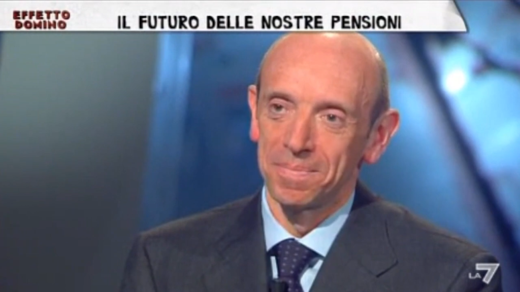 Effetto domino – Il futuro delle Pensioni | Antonio Mastrapasqua