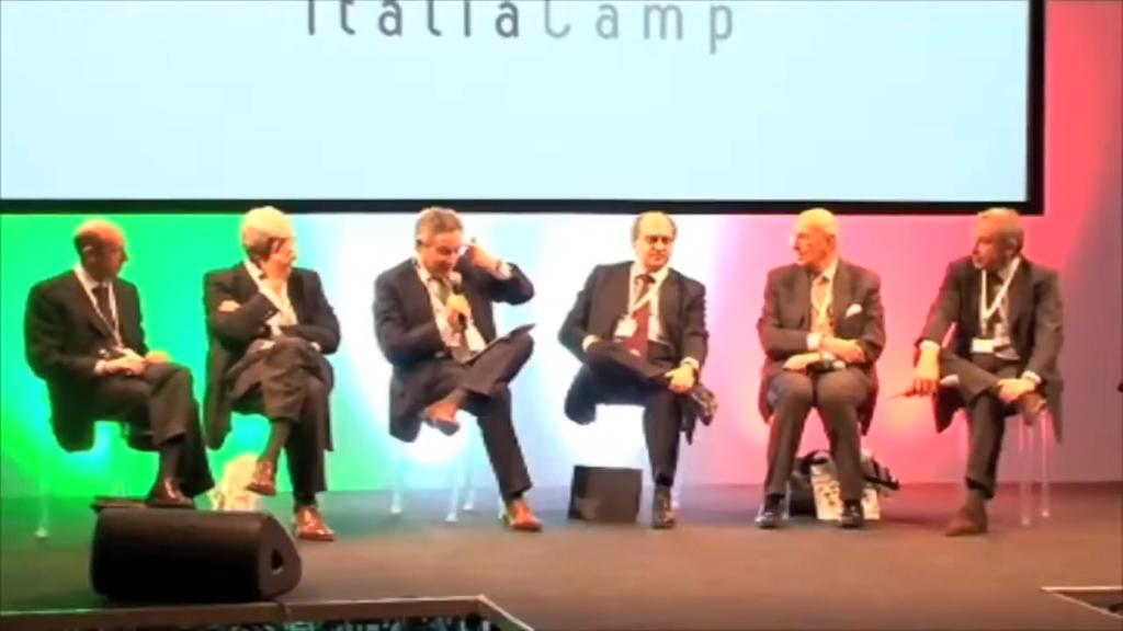Antonio Mastrapasqua | ItaliaCamp