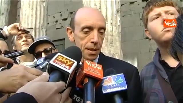 """Antonio Mastrapasqua """"Nessun allarme sui conti dell'Inps"""""""