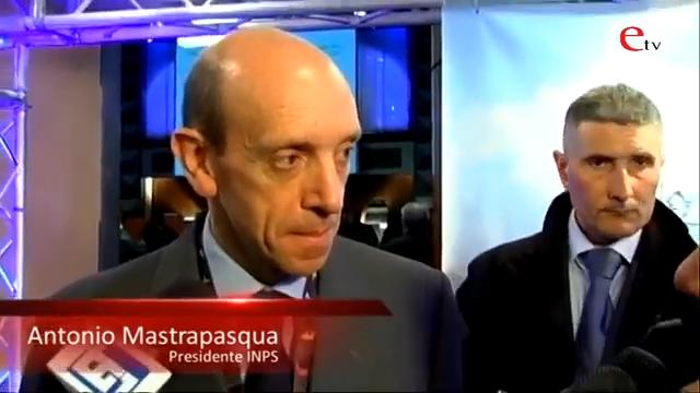 Intervista Antonio Mastrapasqua sulle Pensioni Flessibili