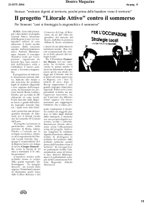 2004 - Rassegna Stampa Antonio Mastrapasqua