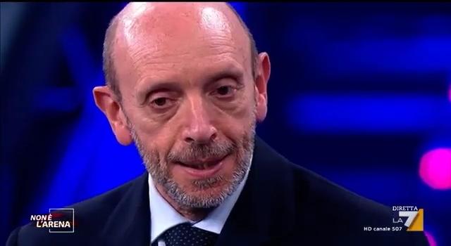 """Il dovere della verità – Antonio Mastrapasqua a """"Non è l'Arena"""""""