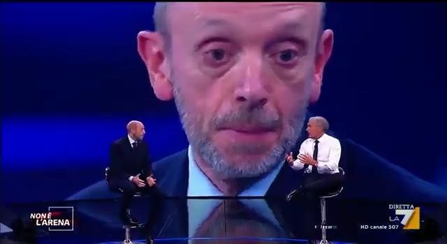 """Il silenzio della Corte dei Conti – Antonio Mastrapasqua a """"Non è l'Arena"""""""