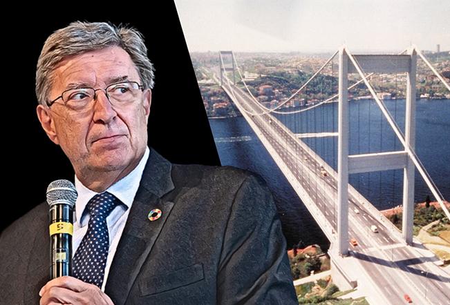 Giovannini abbatte il ponte sullo Stretto